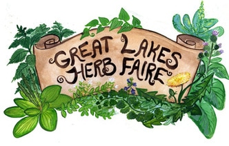 great lakes herb faire image